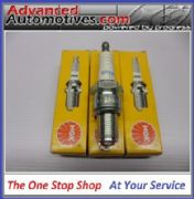NGK R Spark Plugs For Subaru Justy And Sumo 3 Cylinder Set